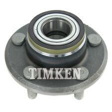 Wheel Bearing and Hub Assembly-RWD Front Timken HA590030