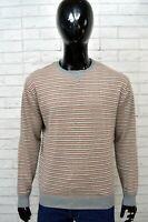 Maglione MARLBORO CLASSIC Uomo Taglia XL Maglia Pullover Cardigan Sweater Man