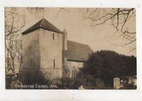 Ovingdean Church Sussex 1917 RP Postcard 607b