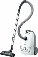 Zanussi ZAN4100IW Easy Go Bagged Cylinder Vacuum Cleaner 750 W 3 Liters Ice