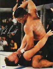 Patrick Pat Smith Signed 1 11x14 Photo PSA/DNA COA UFC 2 vs Picture Scott Morris