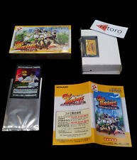 GET BACKERS Game Boy Advance GBA Konami GAMEBOY ADVANCE JAP Completo