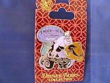 Disney * URSULA - UNDER THE SEA * Little Mermaid Villain Attraction Trading Pin