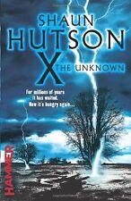X The Unknown,Shaun Hutson