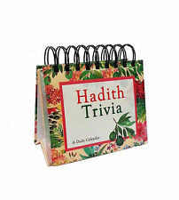 Hadith Trivia: A Daily Calendar