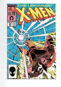 Uncanny X-MEN #221 and #222 in NM...Mr. Sinister....$85.00 VALUE....ONLY $19.95!
