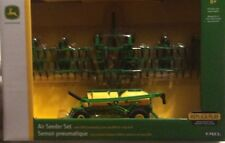 Just Out John Deere Air Seeder Set C850 Commodity Cart &1870 Air-Hoe Drill 1/64
