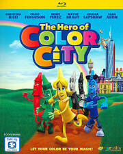 The Hero Of Color City [Blu-ray] DVD, Christina Ricci, Craig Ferguson, Rosie Per