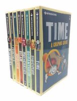 Graphic Guide Introducing series 3 Collection 8 Books Set, Time, Shakespeare...