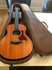 Taylor GS Mini Mahogany 6 String Acoustic Guitar - Mint condition Free Shipping