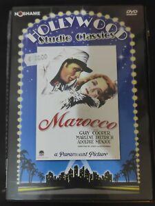 MAROCCO (GARY COOPER) DVD