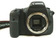 Canon EOS 7D Digital SLR 18MP DS126251 Camera With Charger & Battery