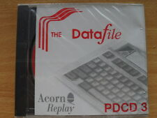 New, Sealed The Datafile PDCD 3 for Acorn RISC OS Computers - Archimedes Risc PC