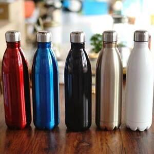 1L Isolierflasche Thermosflaschen Edelstahl  isolierte Trinkwasserflasche