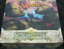 Magic the Gathering MTG WORLDWAKE Factory Sealed Fat Pack - Brand New