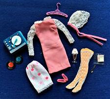 Vintage Barbie 1966 Francie Fashion Dance Party  MINT & Complete AWESOME!!