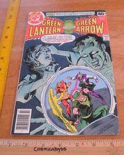 The Green Lantern 118 Bronze Age comic 1970's F+ Arrow