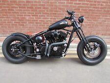 2016 Harley Davidson 883 Custom Bobber