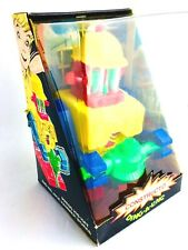 1970 Constructo Ding-A-Ling ROBOT by Topper Toys w/ Original Instructions NIB
