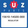 15610-14G00-000 Suzuki Regulator 1561014G00000, New Genuine OEM Part