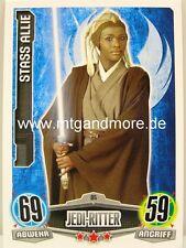 Force ATTAX Movie Card-Stass Allie #085