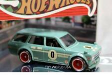 2020 Hot Wheels Premium Nissan Garage Datsun 510 Wagon