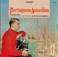 Fernando Ribeiro - Portuguese Accordion [New CD]