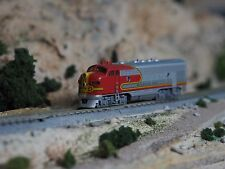 Kato 176-2121 F7A Santa Fe N Scale Locomotive