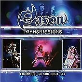 Saxon: Transmissions: Live at Nottingham Rock City 1990 (CD)