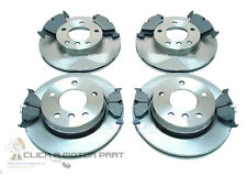 BMW 318 318D 320 E91 TOURING ESTATE FRONT & REAR BRAKE DISCS & PADS CHECK SIZE