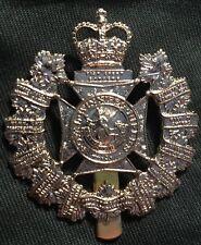 ROYAL WINNIPEG RIFLES Canada hat cap badge QC Canadian