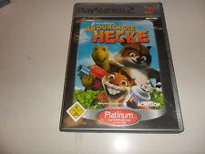 PlayStation 2  PS 2  Ab durch die Hecke ( Platinum) (2)
