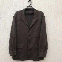 burberry's sweater cardigan VINTAGE jacket coat wool mens brown size 41in 52cm M
