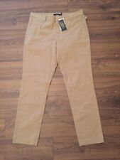 """New Polo Ralph Lauren Ladies SNY -pant /trousers Size Uk 16 L 28.5"""" RRP £129"""