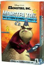 Monsters Inc Monster Tag