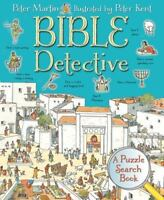 Bible Detective : A Puzzle Search Book by Martin, Peter