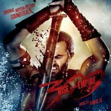 300: RISE OF AN EMPIRE Soundtrack CD BRAND NEW Music By Junkie XL