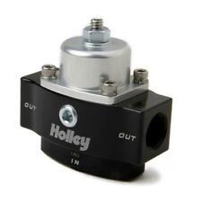 Holley Fuel Pressure Regulator 12-840 4.5 to 9 psi Gasoline Billet Aluminum