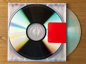 Kanye West - Yeezus (Limited Colour Promo Vinyl)