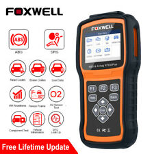 Foxwell ABS Airbag SRS Reset OBD2 Scanner Automotive Code Reader Diagnostic Tool