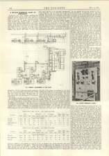 1915 planta eléctrica privada a 1 Kensington