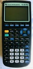 Texas Instruments Ti-83 Plus Graphing Calculator - With Cover - Free Shipping