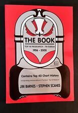 Jim Barnes - The Book - Top 40 Research 1956-2005 - 7th ed - pb - Chart History