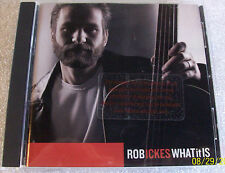 What It Is by Rob Ickes (CD, 2002, Rounder Records)
