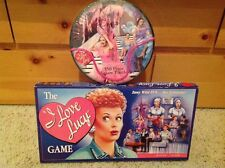 I LOVE LUCY Entertainment, Game and Puzzle 2 Pack Collectors LOOK