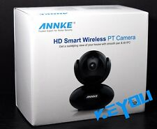 ANNKE HD 1080P Smart Wi-Fi Pan&Tilt Security Camera, with 2-Way Audio @NEW@