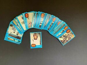 1977 Topps Star Wars Series 1 Blue Trading Cards Singles Complete Your Set EX+
