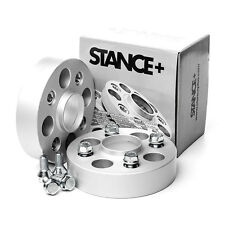 Stance+ 35mm Alloy Wheel Spacers (4x100) 57.1 BMW 3 Series E30