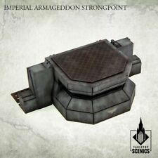 Imperial Armageddon Strongpoint Kromlech HDF Tabletop Scenics KRTS111