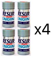 4 x RESURS Total Nano Engine Oil Additive Engine Restorer 1.76oz 50 g  4 x 50g